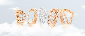 allusia diamond jewelry collection posters