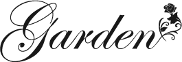 garden diamond jewelry collection logo
