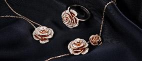 precia diamond jewelry collection posters